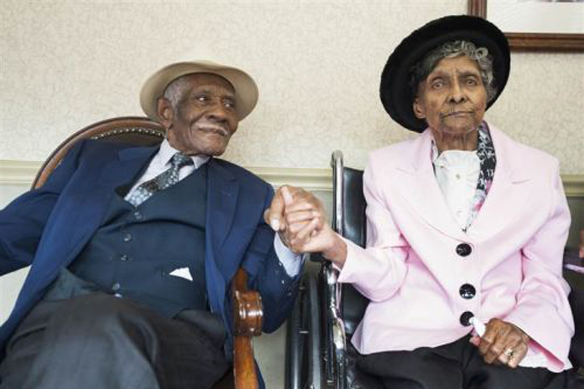 William and Willie Mae Fullwood