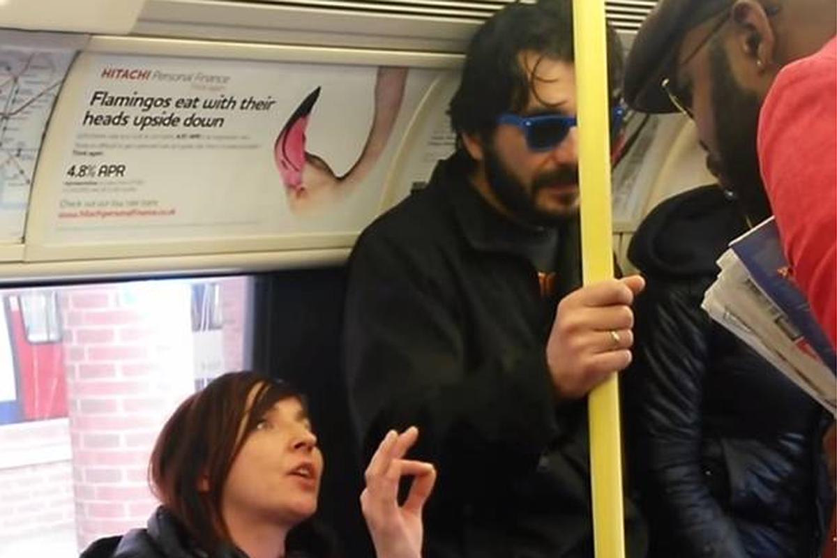 Tube Train Argument