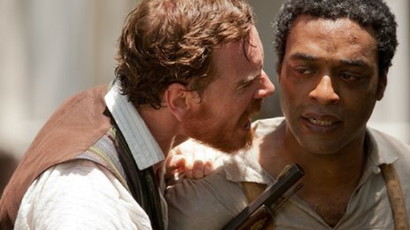 Michael Fassbender and Chiwetel Ejiofor