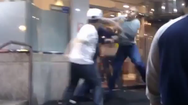 Broad Street Fight