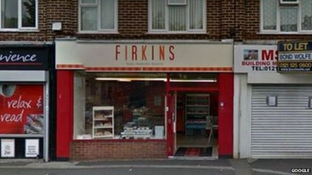 Firkins Bakery