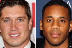 Vernon Kay and Reggie Yates