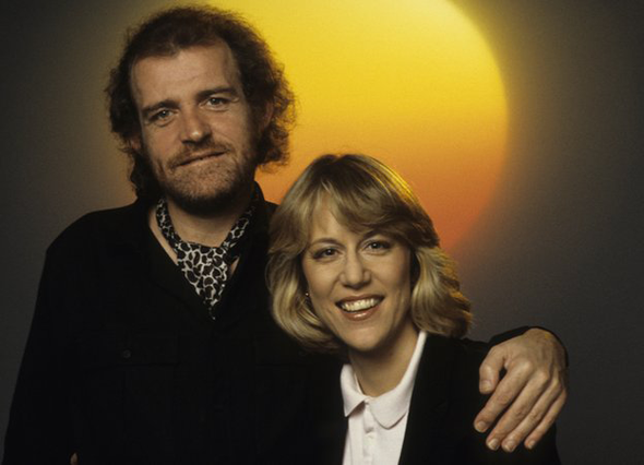 Joe Cocker and Jennifer Warnes