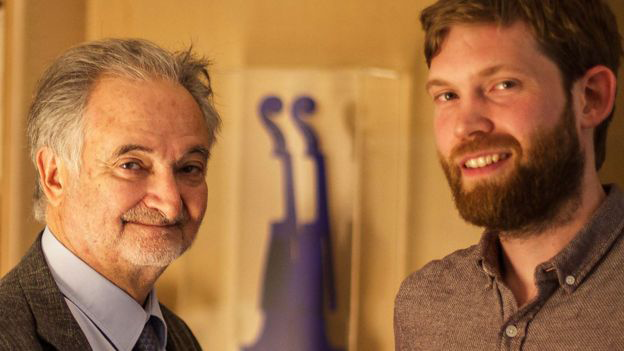 Jacques Attali and Sam York