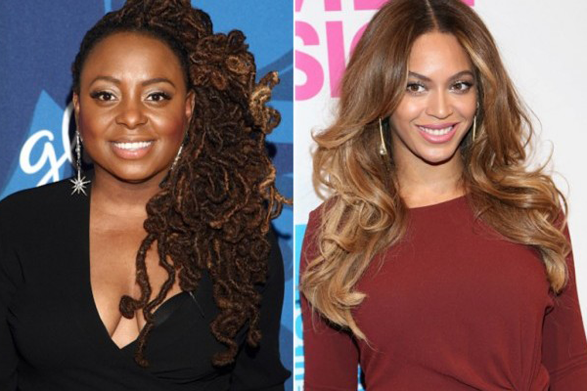 Ledisi and Beyonce