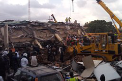 Ghana Store Collapse