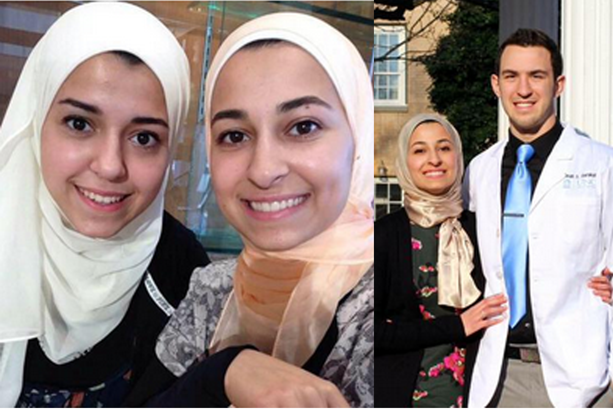 Chapel Hill Muslim Girls