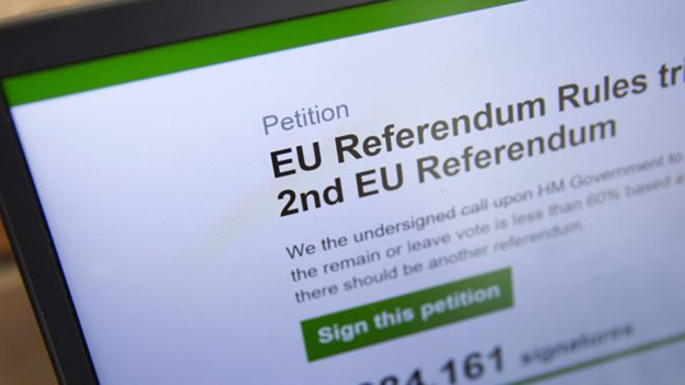 referendum petition