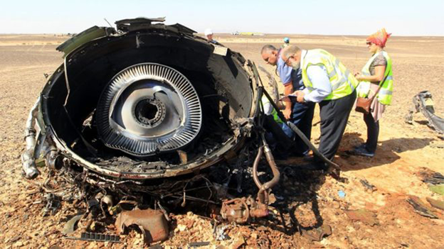 Sinai Plane Crash