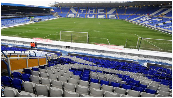 Birmingham City Football Ground