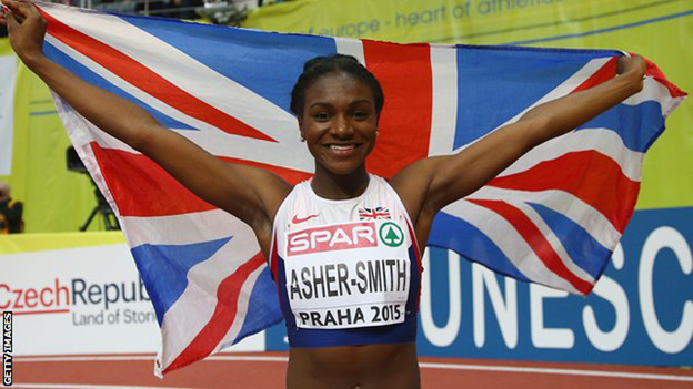 Dina Asher Smith