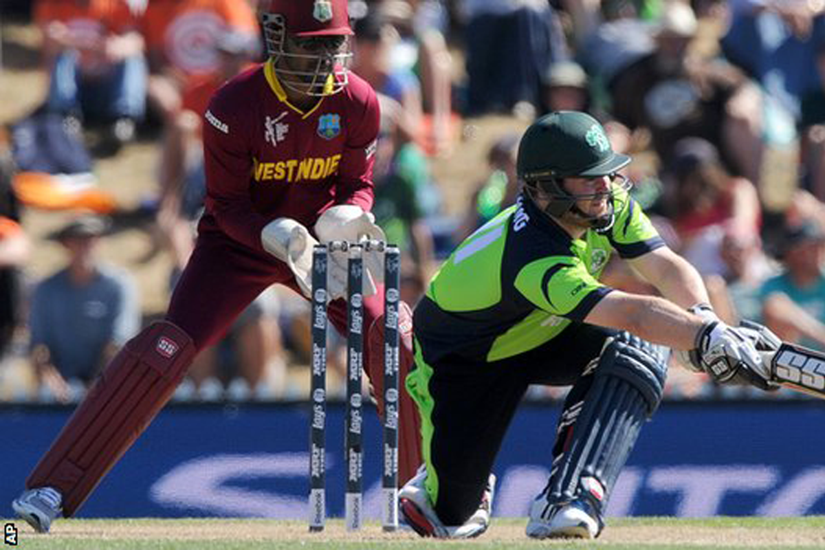 Windies and Ireland