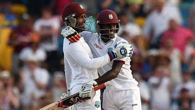 Bravo and Ramdin